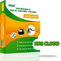 Sản Phẩm Softech - Hrs Cloud