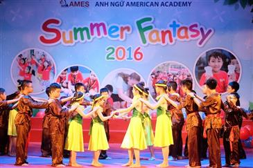 Summer Fantasy 2016 - một buổi biểu diễn đáng nhớ