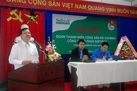 Đại hội Đoàn TN Công ty CP Softech