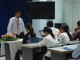 Khai giảng lớp Quản trị hệ CSDL