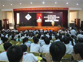 Khai mạc Hội thi Tin học trẻ thành phố lần thứ XV